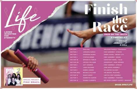 Finish the Race